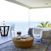 View across Terrace