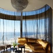 Main Bedroom Suite - Living