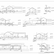 House Dawe - SECTIONS