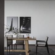 Avenue Fresnaye Villa - Dining room - Render
