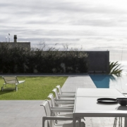 Outdoor Living - Villa with Pool