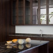 Avenue Fresnaye Villa Kitchen Joinery - Interior Architectural design by Jenny Mills Architects