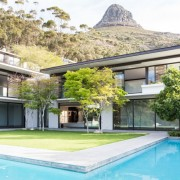 Avenue Fresnaye Villa Pool & architecture - Architectural design by Jenny Mills Architects