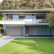 Avenue Fresnaye Villa Pool & architecture 2 - Architectural design by Jenny Mills Architects