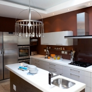Compact and stylish Kitchen