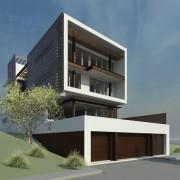 West rendering