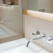 bathroom vanity detail design to Bantry Bay Beach House