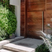 Fresnaye Villa Entrance design by JMA