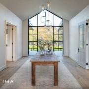 Cederberg Ridge Lodge Entrance Hall design by Jenny Mills Architects