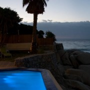 Quintessential Beach House - Outdoor Living with Pool and View of the Atlantic Seaboard