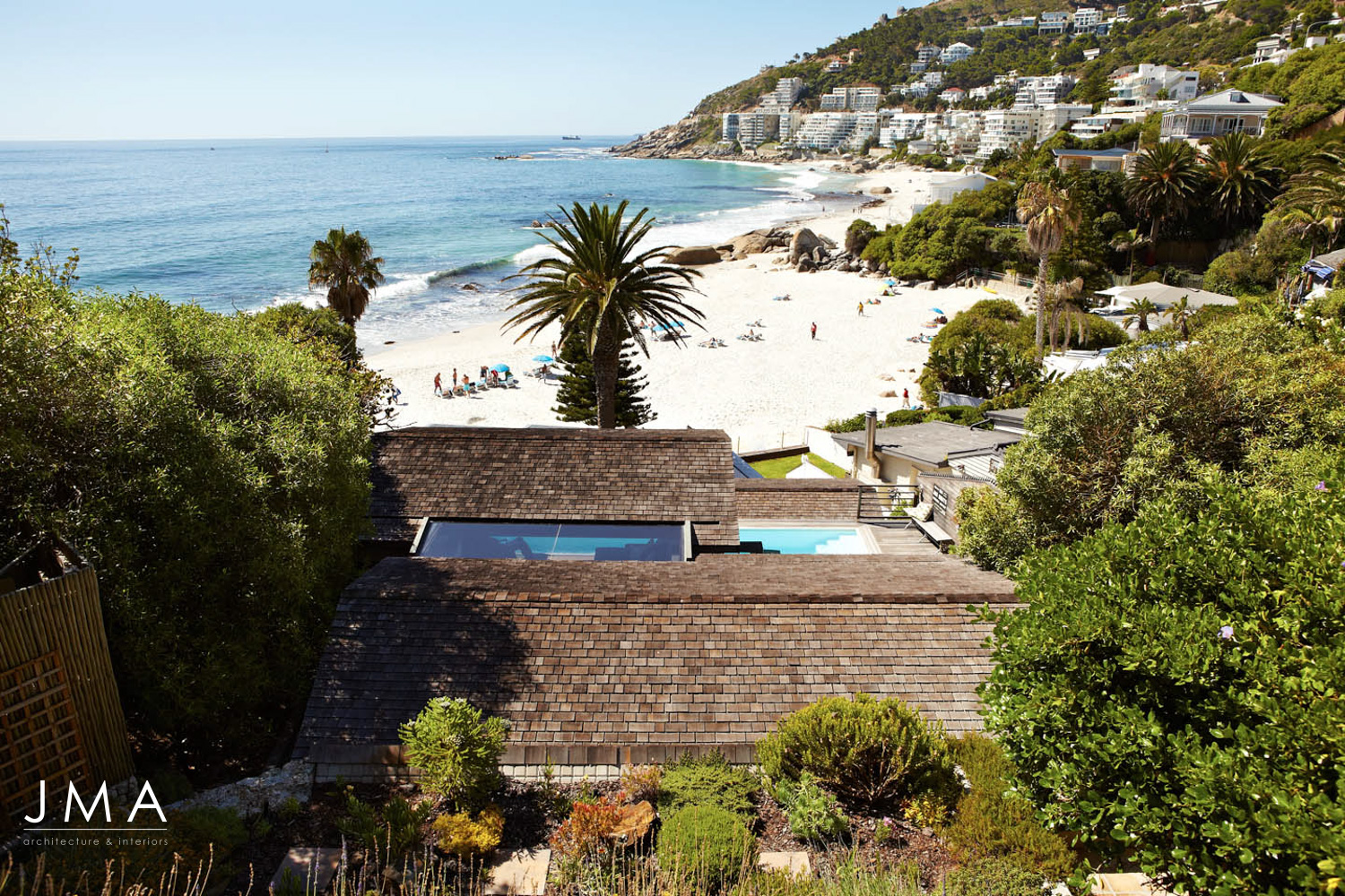 Secluded Clifton Bungalow - Views to Clifton Beach