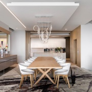 Connected Atlantic Living - Dining Interiors