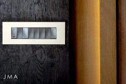 Integrate light switch detail