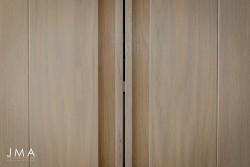 Joinery doors detail