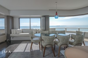 Sea Point Apartment Dining Area