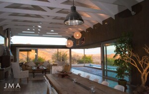 Namibian Tranquility - Open Plan Dining