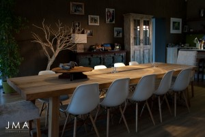 Namibian Tranquility - Dining Room
