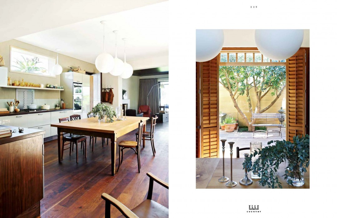 Elle Decoration Country 2014