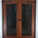 Jenny Mills Architecture: Original door