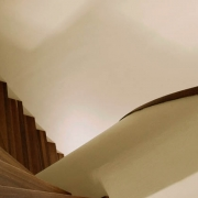 Wood rich Stairway