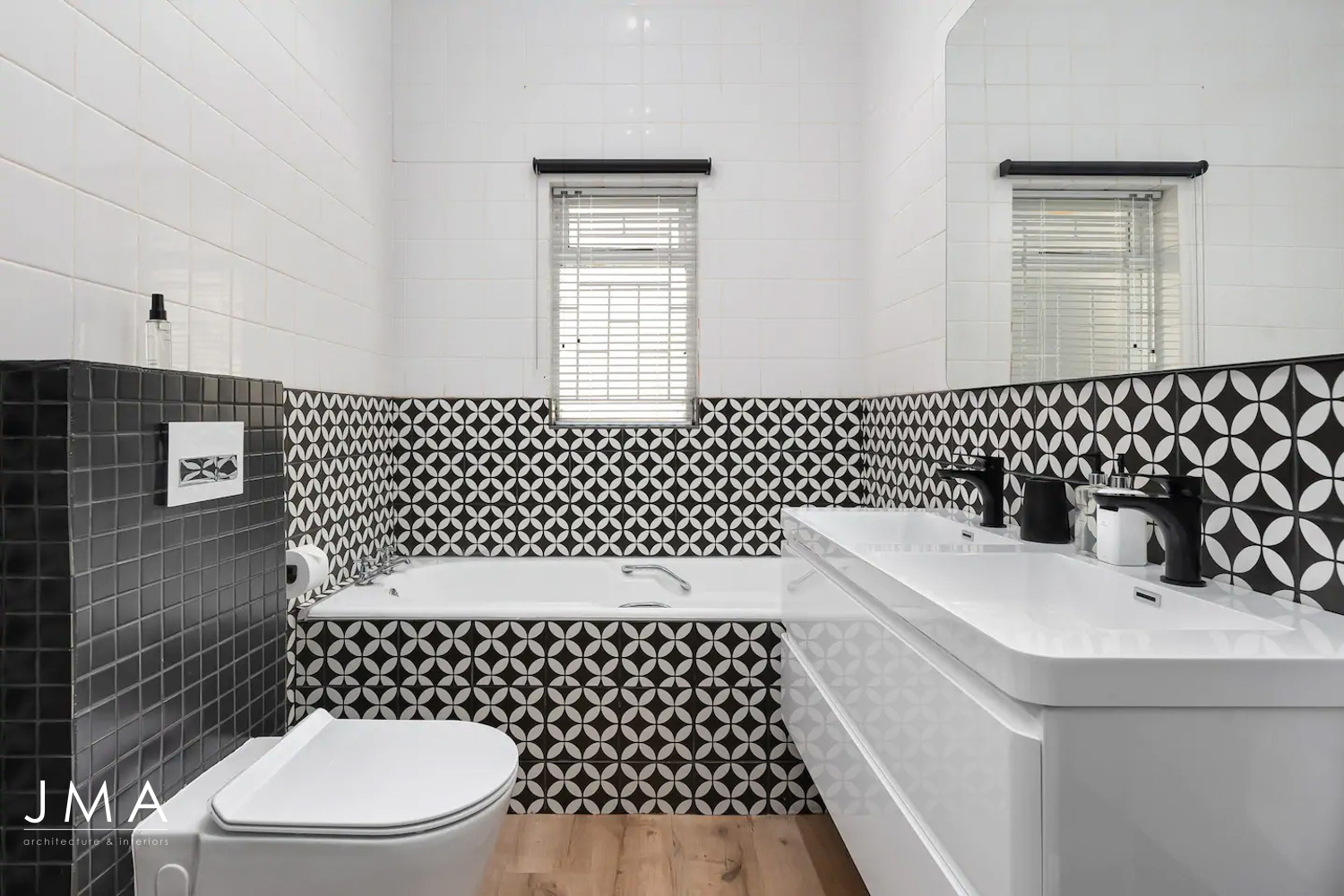Greenpoint Home redesign by Jenny Mills Architects - Bathroom