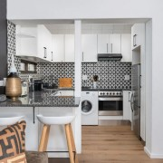 Greenpoint Home redesign by Jenny Mills Architects - Kitchen Area
