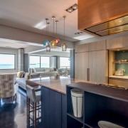 Sea Point Apartment Architecture & Interior Design by Jenny Mills Architects - Kitchen & Dining