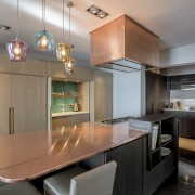 Sea Point Apartment Architecture & Interior Design by Jenny Mills Architects - Kitchen & Scullery