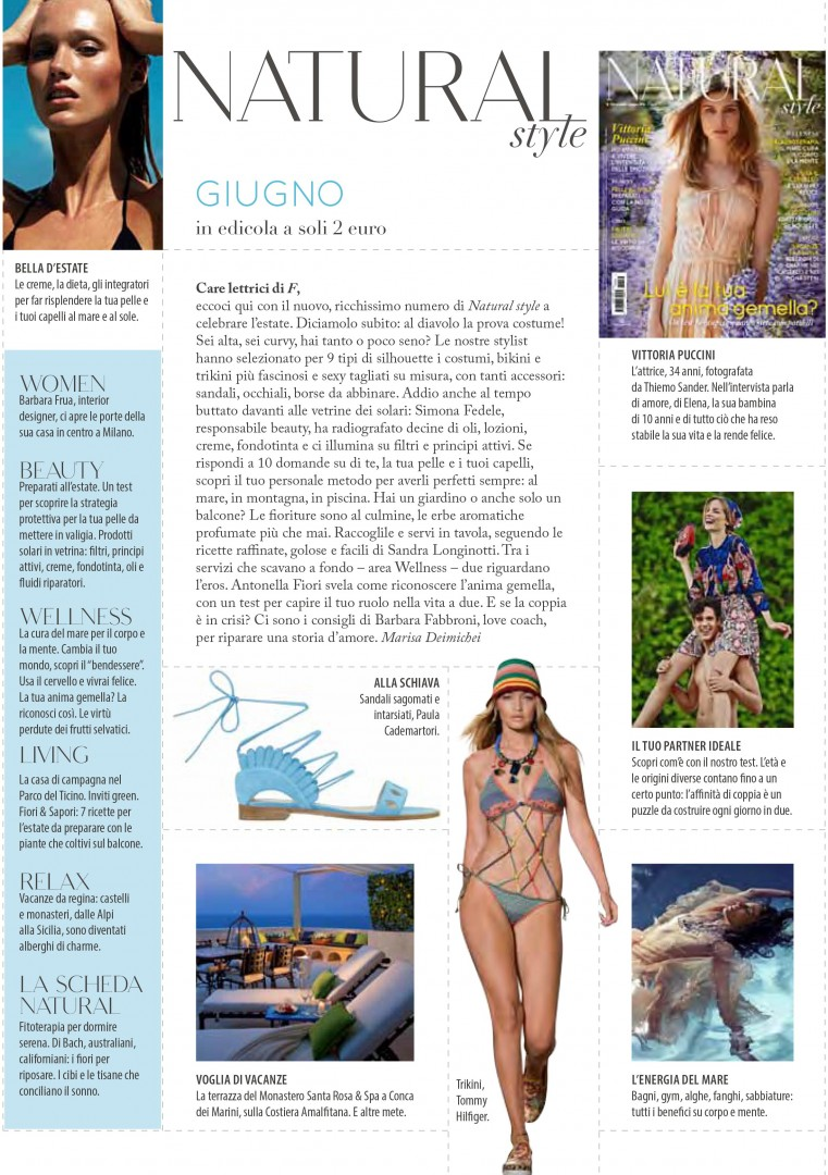 Natural Style Italy June 2016-2