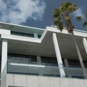 Fresnaye Pool Penthouse external view - architectural design by Jenny Mills Architects