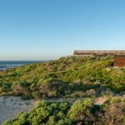 Contemporary Beach House Exterior Natural Landscape