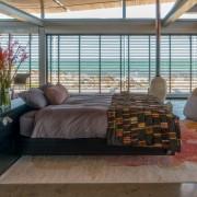 Contemporary Beach House Bedroom