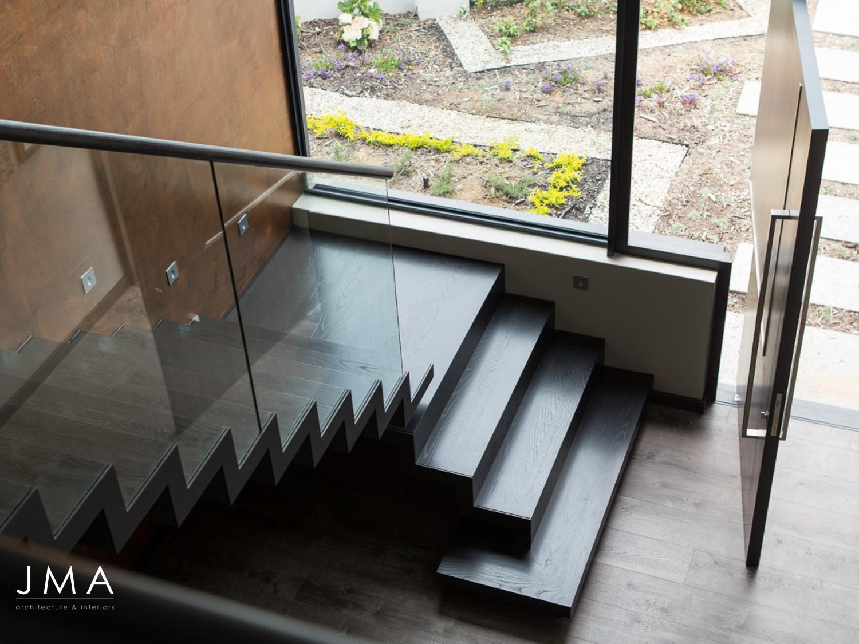 Welgedacht Villa - Staircase