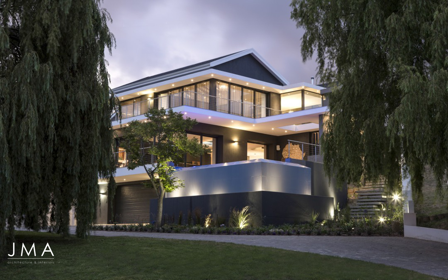 Welgedacht Villa - Exterior and Landscaping