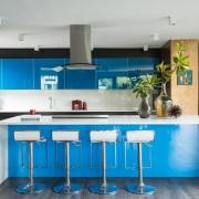 Welgedacht Villa Kitchen - Interior Architectural design by Jenny Mills Architects