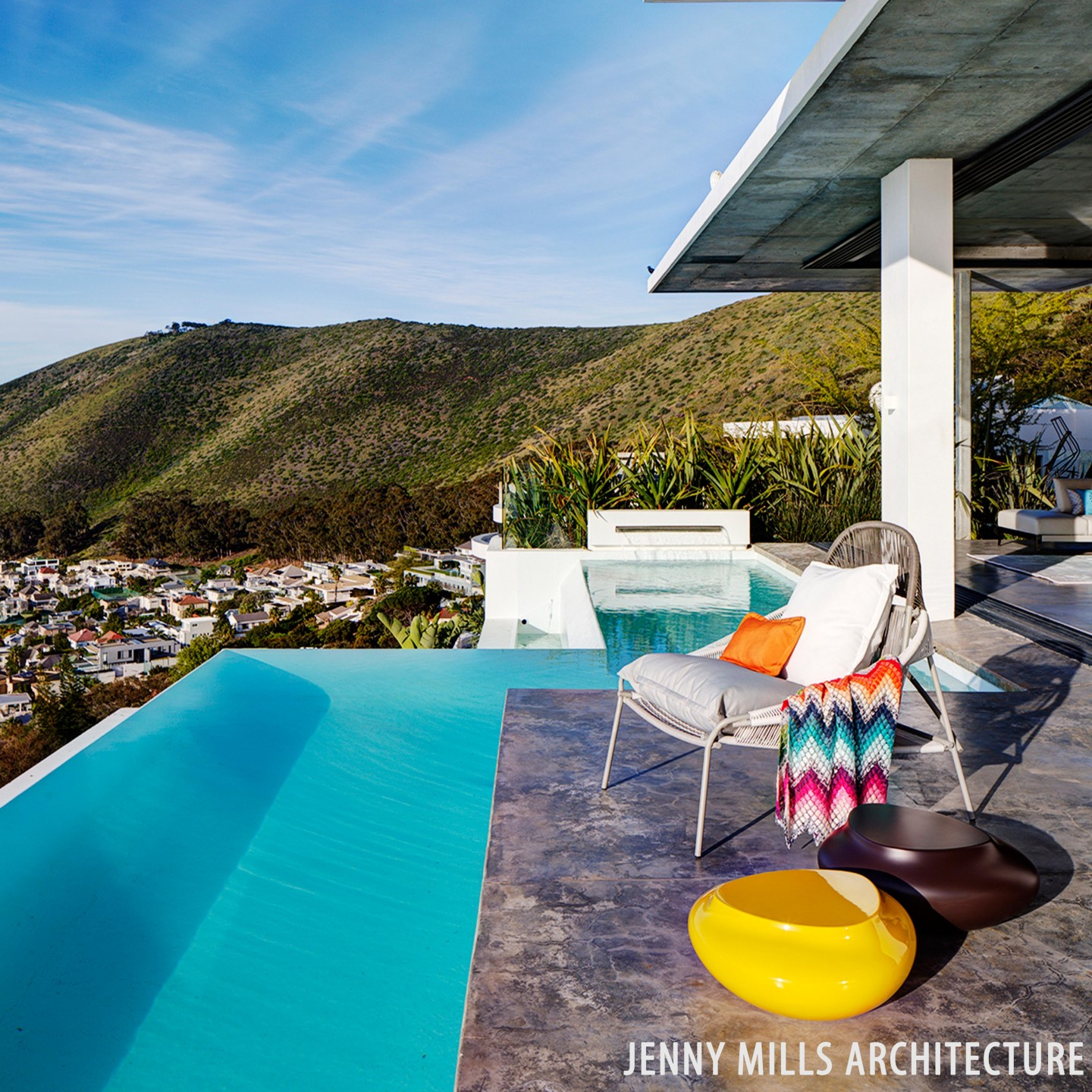 Jenny Mills' Tips for Pools and Patios