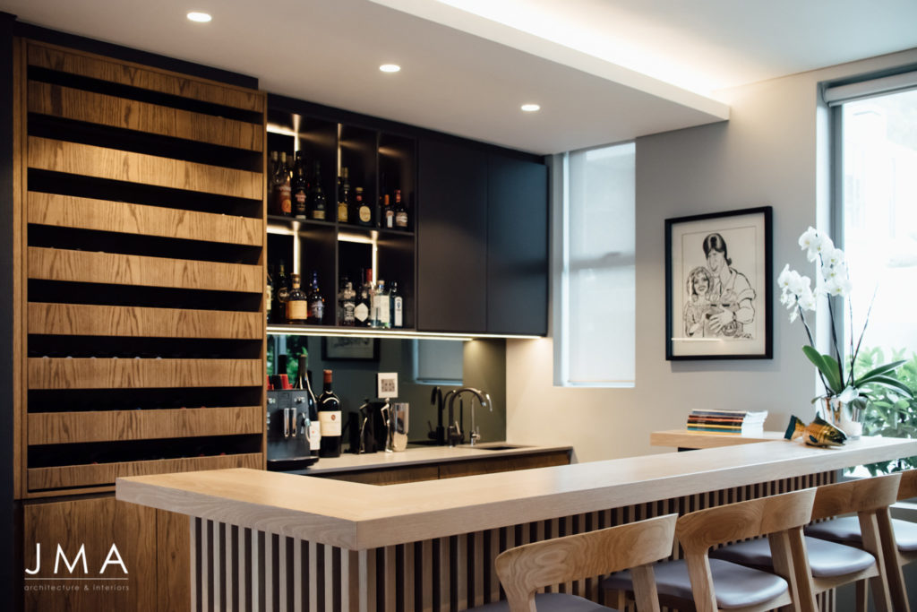 Entertainment Joinery Features