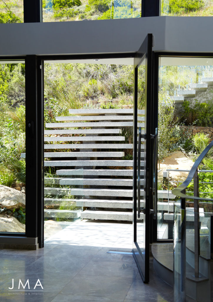 Entry Spaces